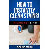 How To Instantly Clean Stains!